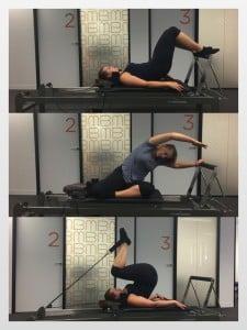 reformer exercises 1