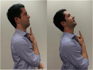 Deep neck Flexors