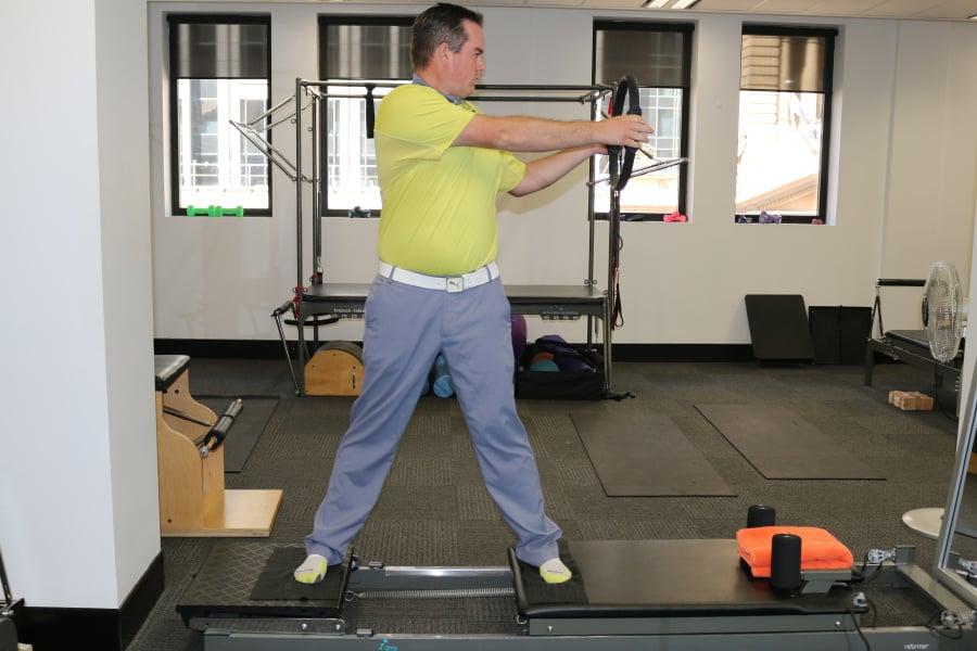 Pilates Correctional Exercise