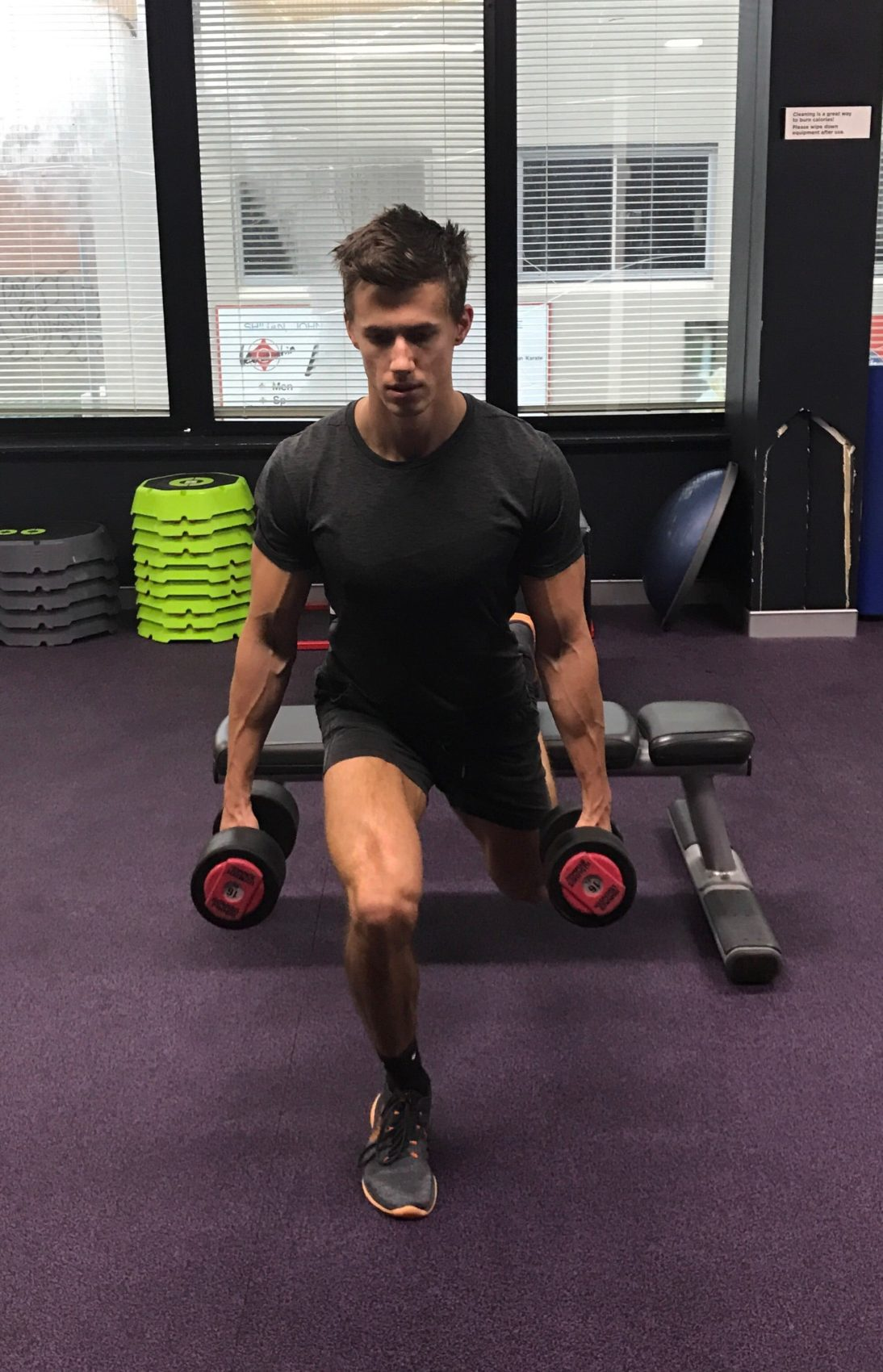 Why Split Squats Are Better Than Back Squats | Bend + Mend